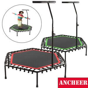 ANCHEER Fitness Trampolin Kinder Jumping Trampoline Belastbarkeit 70 Kg Indoor