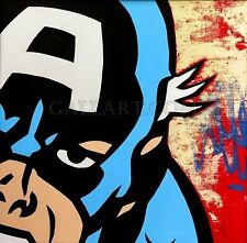 """SEEN """"CAPTAIN AMERICA"""" 2013 