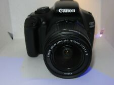Canon 1100D / T3 Digital Camera + Mint Canon 18-55 Mark III Lens   +32GB