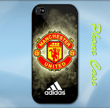 Manchester United Legend Red Devil MU016 Pictorial Case for iPhone & Samsung