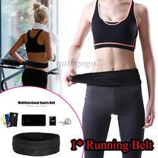 Running Waist Band Bag Exercise Gym Sports waist Belt Mobile Phone Holder Bag
