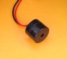 1 x Piezo Summer Micro Buzzer 6-12V DC Signalgeber