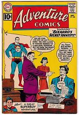ADVENTURE COMICS #288 (VG/FN) BIZARRO Cover Story Appearance! 1961 DC Superboy!