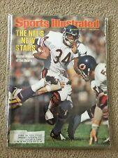 FM6-6 Sports Illustrated Magazine 11-22-1976 WALTER PAYTON BEARS