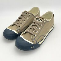 Keen Lowtop Coronado Canvas Shoes Size 4M 100% Vulcanized Footwear Vegan