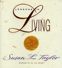 Lessons in Living, Taylor, Susan L., Good Book