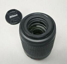 Nikon NIKKOR 55-200mm VR f4.0-5.6 DX G AF-S ED Lens - No VR