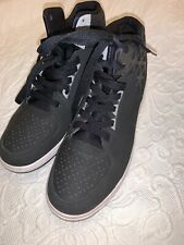 NIKE Jordan Youth Boy's Black/White Basketball Shoes Size 7Y (707320-004)