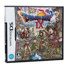 Used DS Dragon Quest IX 9 Hoshizora no mamoribito DSi