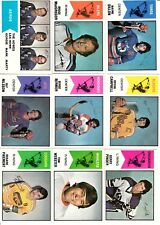 1974-75 OPC WHA COMPLETE SET 1-66 a