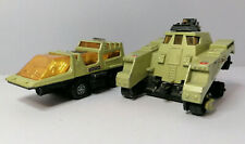Matchbox Adventure 2000 Raider Command K-2001 1977 sci fi diecast toy