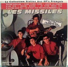 LES MISSILES : LA COLLECTION SIXTIES DES EP's FRANÇAIS 2 CD (S24442) '63-'66 OOP