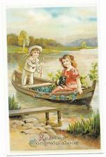 Vintage Greetings Postcard Heartiest Congratulations Lillian Vernon 1992