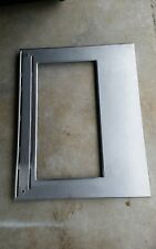 316407906 ELECTROLUX FRONT PANEL (STAINLESS STEEL)