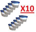 10 X Dehumidifier Interior Damp Moisture Mould Mildew Remover Trap Home Caravan