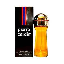 Pierre Cardin Cologne Spray 240ml Fragrance Perfume Colognes