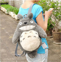 My Neighbor Totoro Backpack Kids Soft Plush Backpack Girls Schoolbag Shoulderbag