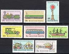 Hungary - 1959 Transport museum - Mi. 1584-91 MNH