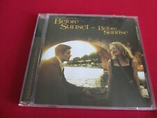 Before Sunset And Before Sunrise - Ost Cd