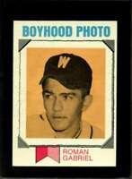 1973 TOPPS #266 ROMAN GABRIEL VG+ (WAX) LA RAMS  *XR16636
