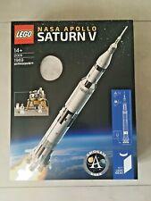 Lego 21309 : NASA Apollo Saturn V 5. Neuf et scellé !