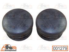 2 Bouchons pour pare-chocs (BUMPER CORK) style PO de Citroen 2CV & MEHARI -1279-