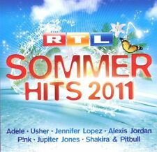 RTL Sommer Hits 2011 Pietro Lombardi, Caro Emerald, Sunrise Avenue, Alo.. [2 CD]