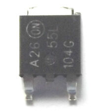 NTD3055L 3055L On Semi Mosfet N channel  12A 60v TO-252 (Marked 55L 104G )