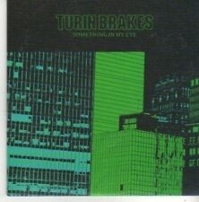(BZ483) Turin Brakes, Something In My Eye - 2007 DJ CD