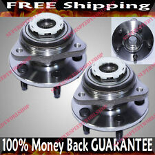 1 PairFRONT Wheel Hub Bearing 98-00 Ford Ranger w/Auto-locking Hubs 5 LUG 515026