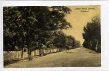 (Gp753-406) Lytton Road, QUETTA Summer, Balochistan, PAKISTAN c1916 Unused VG