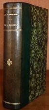 BEAUCHAMP; Vie du général Moreau et notice sur Pichugru / 1814 - EO