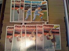 (10) 1977 Topps Lot - YOU PICK - FINISH YOUR SET - NM