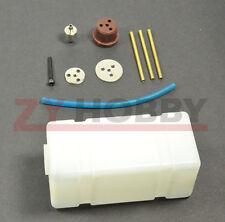 1 Set 180CC Fuel Tank For Gas RC Airplane 43g Strong Plastic 10*4.6CM