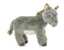 Plüschtier Esel 26cm Kuscheltier Stofftier Maulesel Tier Tiere Bauernhof grau NW