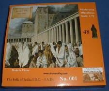 LINEARE-una serie N. 001 del popolare della Giudea I a.C. - 1 A. D. 1/72 scala in plastica.