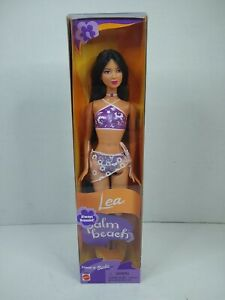 """Mattel Palm Beach Lea Doll Friend of Barbie """"Always Dressed"""" 53485 NRFB 2001"""