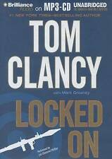 NEW Locked On by Tom Clancy