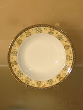 "Wedgwood India Bone China 8"" Rimmed Soup Bowl-Never Used- More Available!"