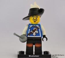"Lego Collectible Minifigure Series 4 ""Musketeer"" #3 Ships in a box"