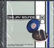 Deejay Sounds The Future Clubsounds Vol 1 - 2CD Set in Folie - Klassik Club Hits