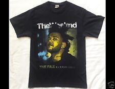 THE WEEKND Size Medium Black T-Shirt