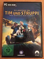 Die Abenteuer von Tim und Struppi: Das Geheimnis der 'Einhorn' (PC Spiel)