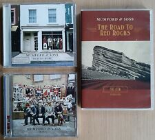 Mumford & Sons - Job Lot, CD's & DVD . Great Collection