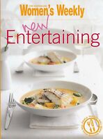 New Entertaining Cookbook  by The Australian Women's Weekly   Paperback 2008