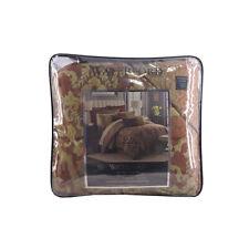Waterford Amarah Reversible Queen Comforter Set in Cabernet