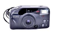 Canon Sure Shot Zoom-S 35mm Camera,Auto-Focus,Zoom Lens 38-60mm,Auto Flash,Strap