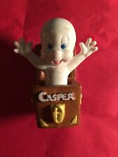 1995 Ucs Amblin Tm Harvey Dakin Casper The Ghost Treasure Chest Box Pvc Toy