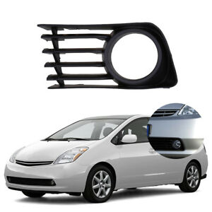 For Toyota Prius NHW20 2004-2009 Left Driver Side Fog Light Cover Bumper Grille