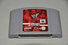 N64 Nintendo 64 Spiel Modul - WWF Attitude - Wrestling Sport